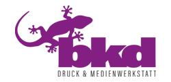 bkd Druck & Medienwerkstatt